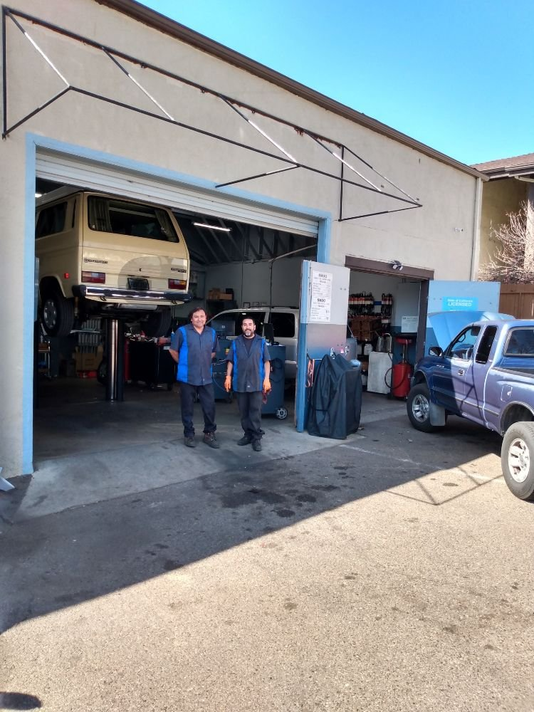 Lunde Solvang Auto Repair: 1675 Fir Ave, Solvang, CA