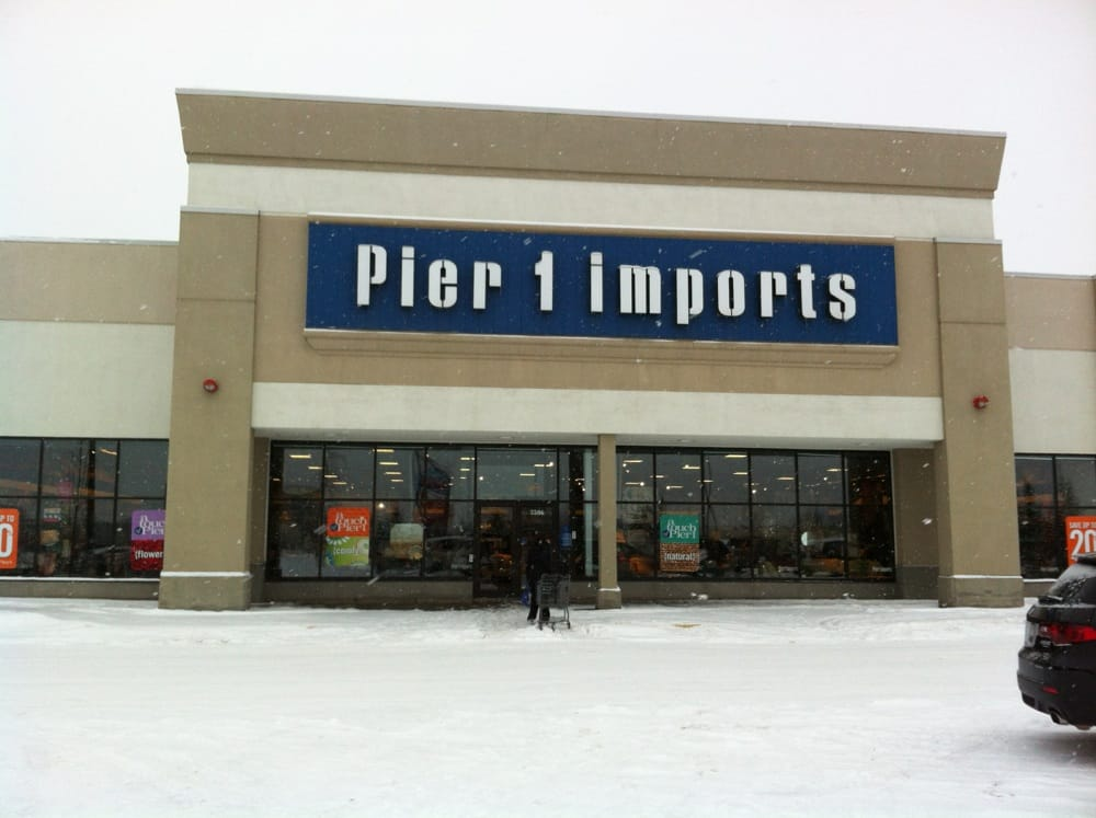 """Pier 1 Verified account @pier1 Your home is a tiny slice of Earth all your own. So make yours say: """"This is me."""" Experience the new Pier 1 and make your home more tiospecicin.gqt Status: Verified."""
