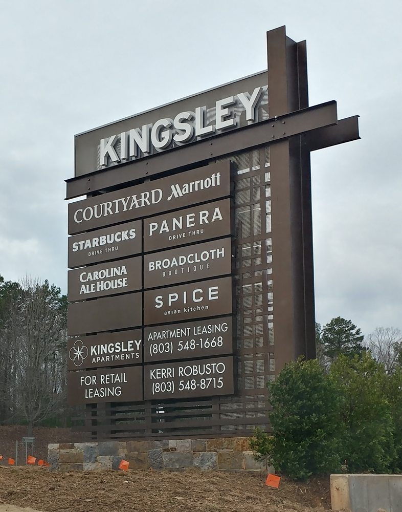 Kingsley Town Center: 287 Textile Way Broadcloth st, Fort Mill, SC