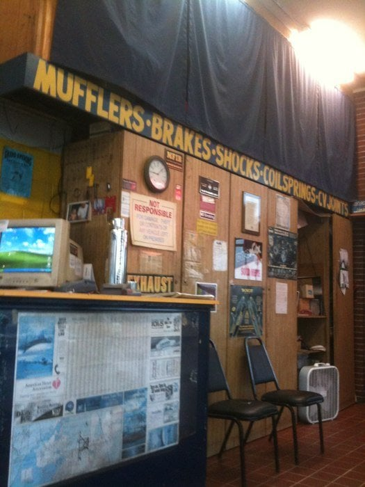 Speedy Muffler & Brake Center: 2450 E Washington Ave, Madison, WI