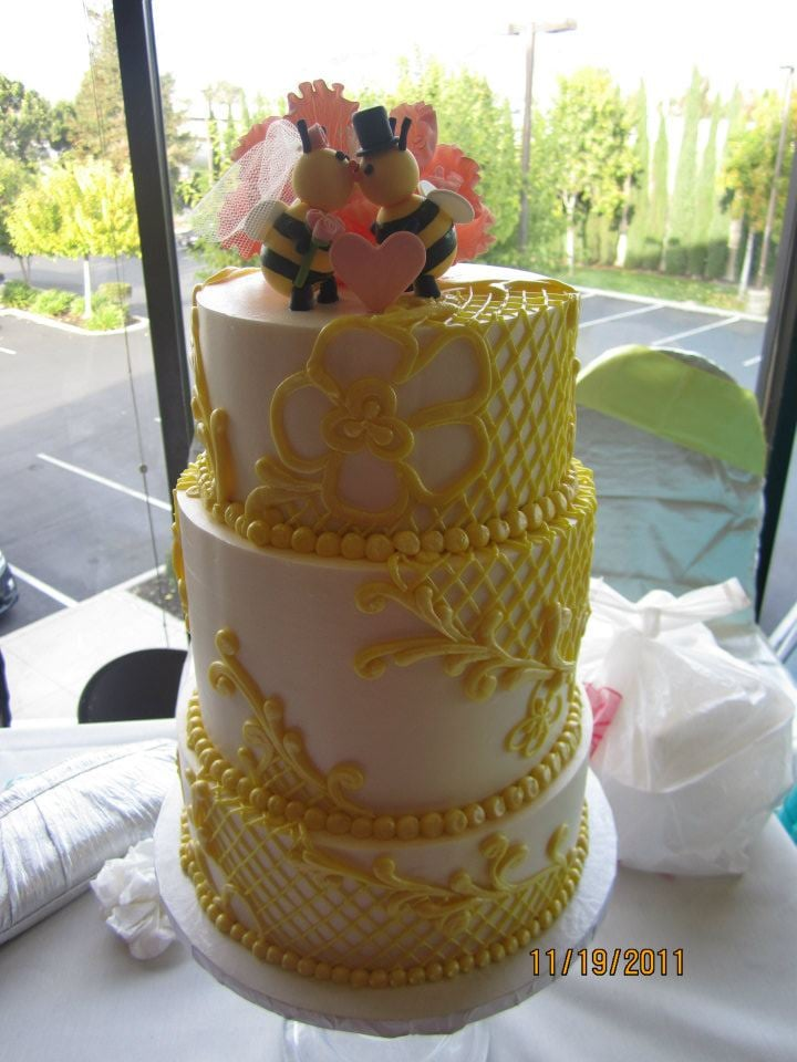 Photo Of Jen S Cakes San Jose Ca United States Our Perfect Wedding