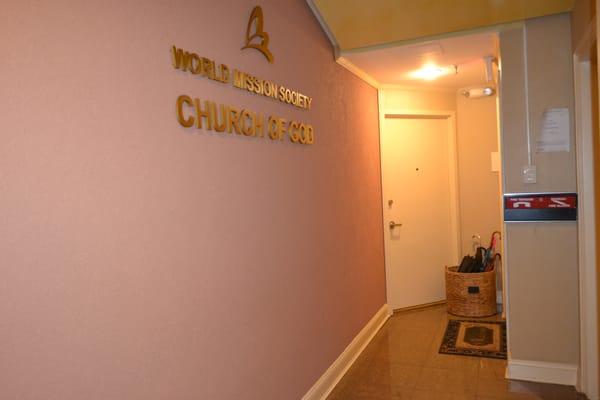World Mission Society Church of God - Churches - 15 W 39th