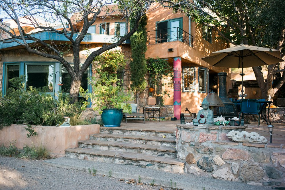 Mescal Canyon Retreat: 1550 Abbey Rd S, Clarkdale, AZ