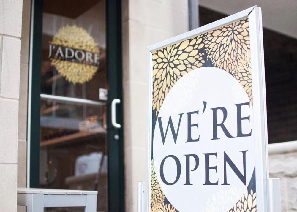 J'Adore Nail Boutique: 220 North Pine St, Charlotte, NC