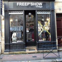 freep show 11 photos 10 avis friperies v tements vintage et d p ts vente 80 rue du. Black Bedroom Furniture Sets. Home Design Ideas