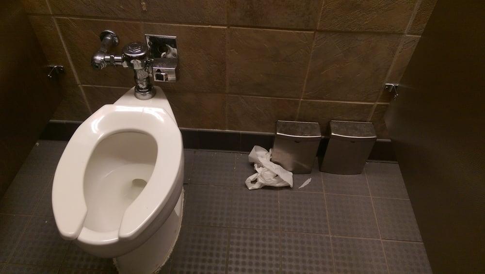 photo of golden corral waukesha wi united states bathroom stall i