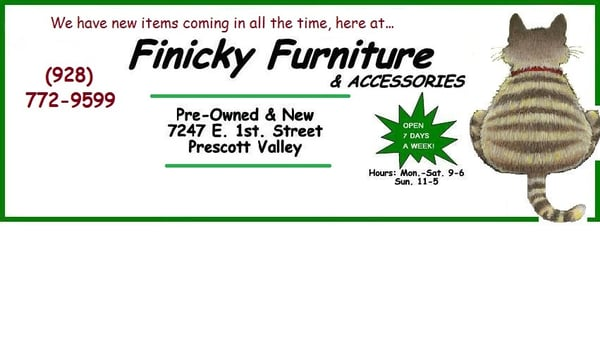 Genial Finicky Used Furniture 7247 E 1st St Prescott Valley, AZ Beds Retail    MapQuest