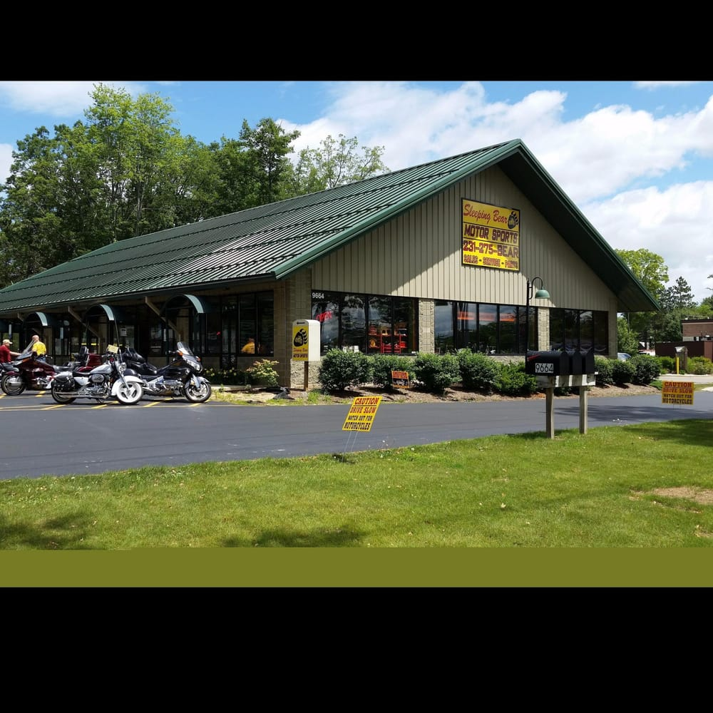Sleeping Bear Motor Sports: 9664 US Hwy 31 S, Interlochen, MI