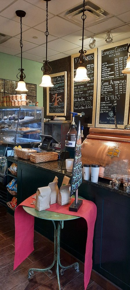Social Spots from Cafe de Nook