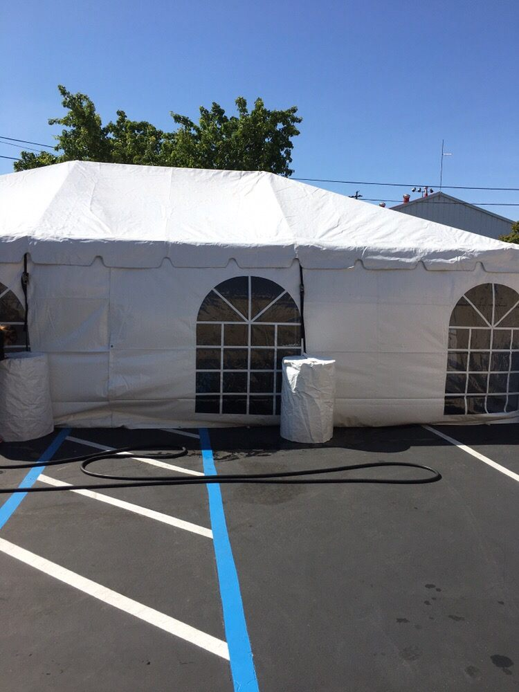U.S. Tents Big B Tent Rental: Acampo, CA