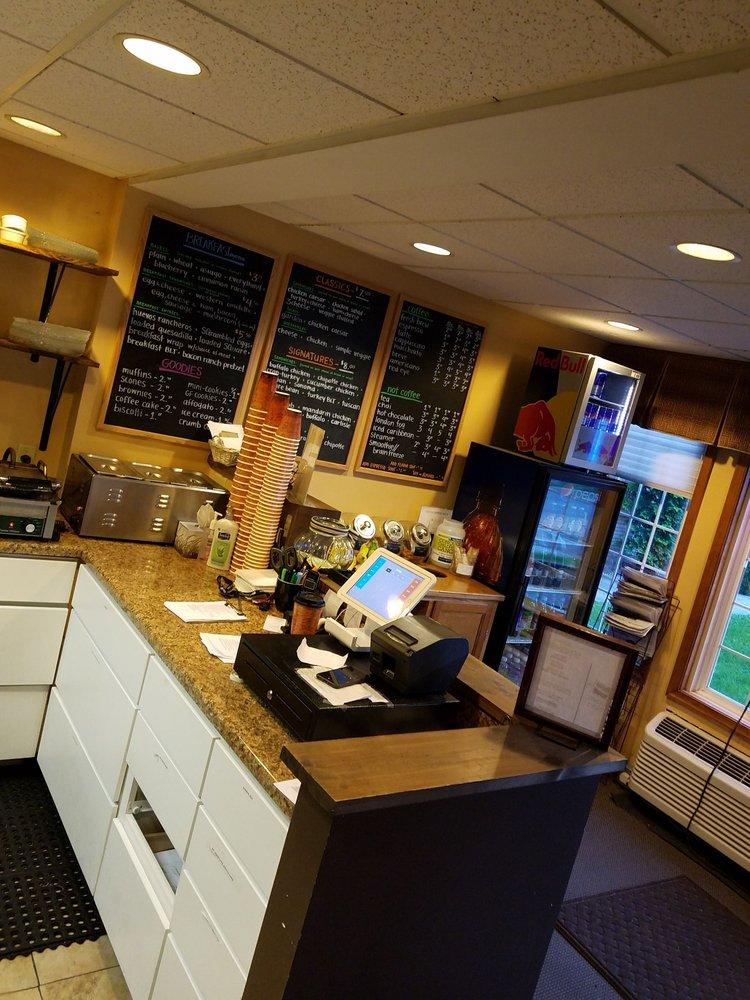 Square Bean Coffee: 1 S Baltimore St, Dillsburg, PA