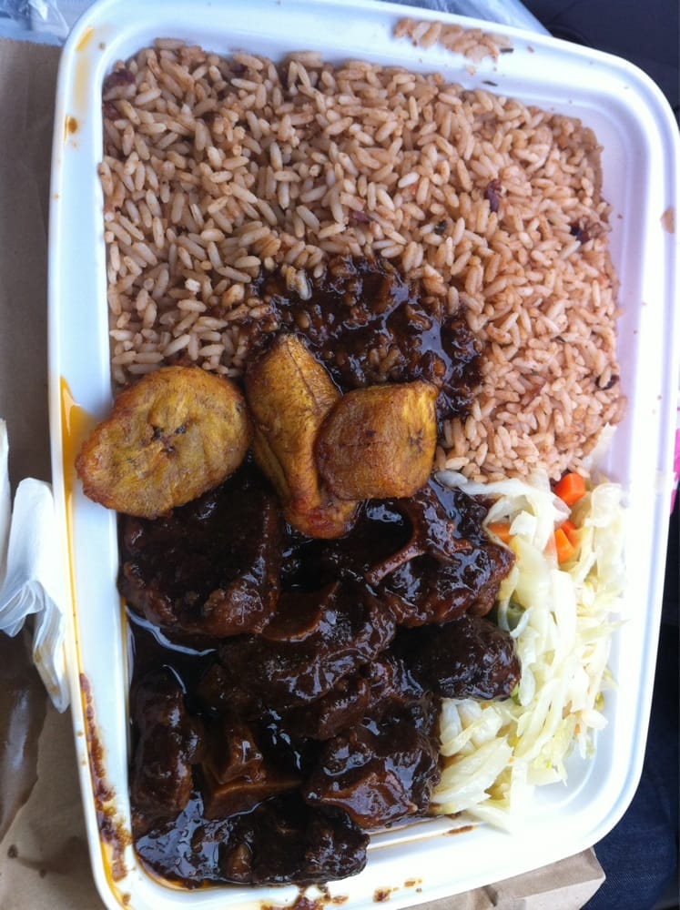 Oxtail Rice Peas Yelp