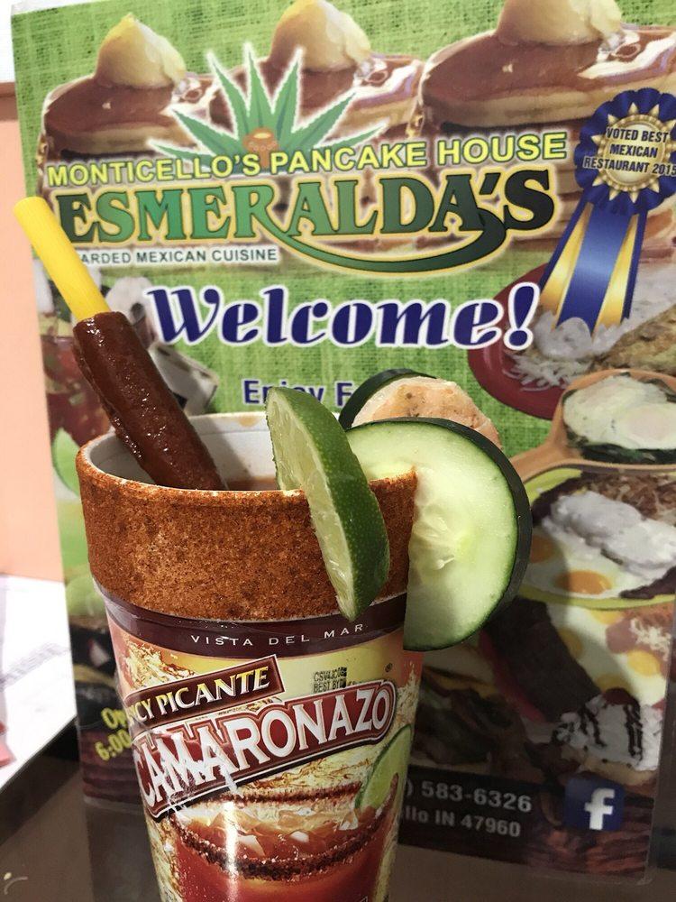 Esmeralda Family Restaurant: 204 Rickey Rd, Monticello, IN