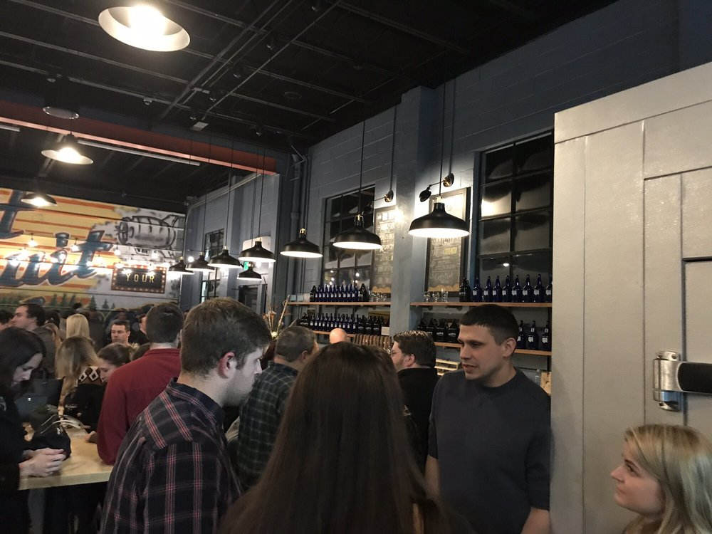 Reverie Brewing Company: 57B Church Hill Rd, Newtown, CT