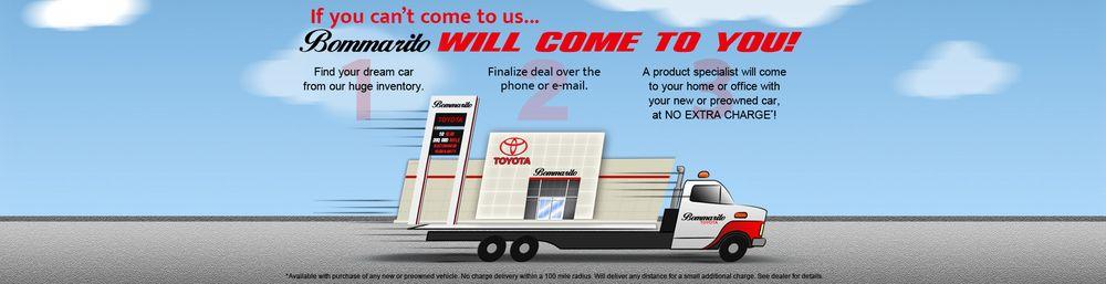 Bommarito Toyota: 9095 Dunn Rd, Hazelwood, MO
