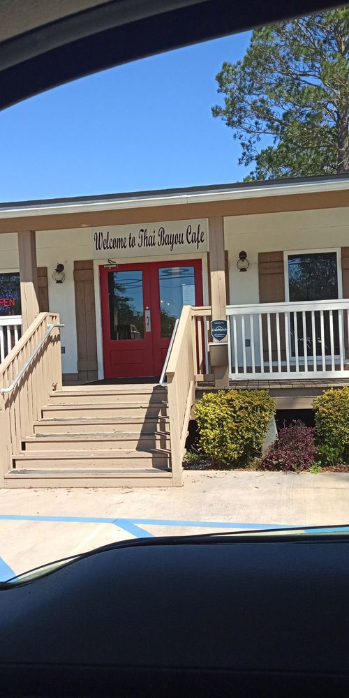 Thai Bayou Cafe: 220 Rees St, Breaux Bridge, LA