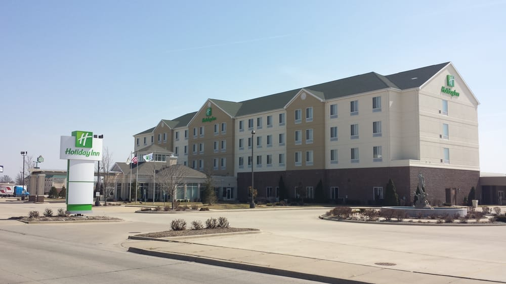 Holiday Inn Effingham: 1301 Avenue Of Mid America, Effingham, IL
