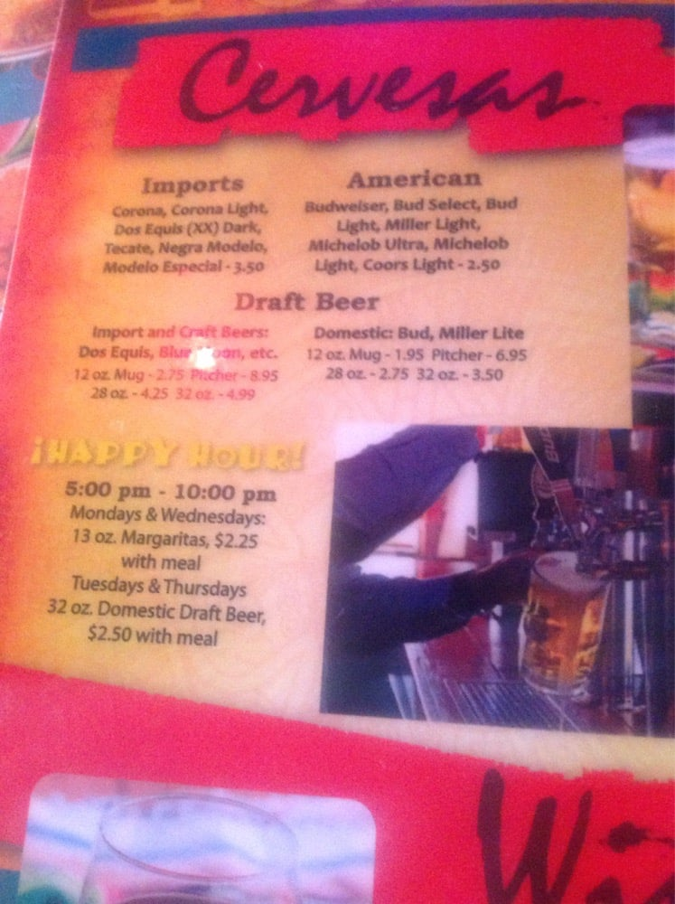good happy hour prices when you get a meal yelp
