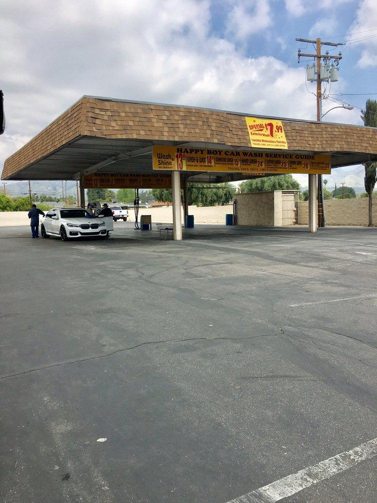 Highland Car Wash San Bernardino