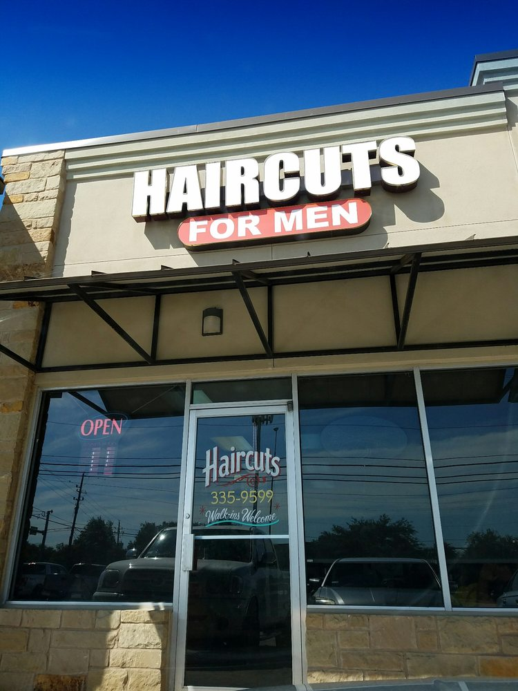 Haircuts For Men: 12226 Ranch Rd 620 N, Austin, TX