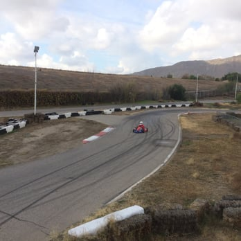 Photo of Adams Motorsports Park - Riverside, CA, United States. First time behind