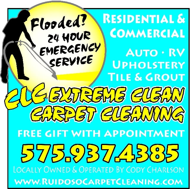 CLC Extreme Clean Carpet Cleaning: Alto, NM