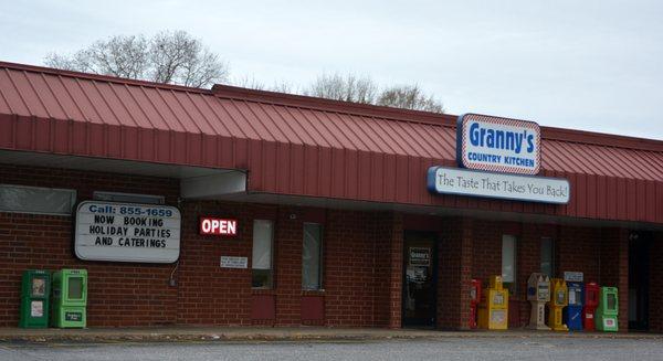 Granny S Country Kitchen Hickory Hickory Nc