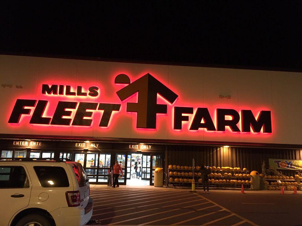 Mills Fleet Farm: 2630 Division St, Waite Park, MN