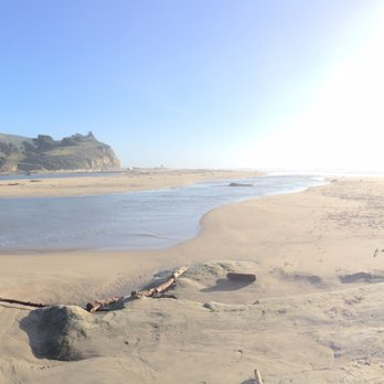 Photo Of San Gregorio State Beach Ca United States At