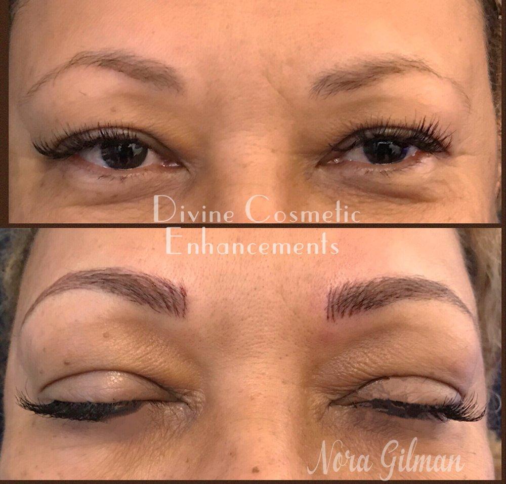 Wake Up With Perfect Eyebrows Microblading Yelp