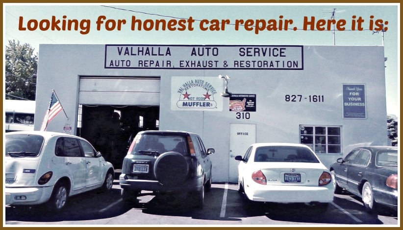 Val Halla Automotive Service