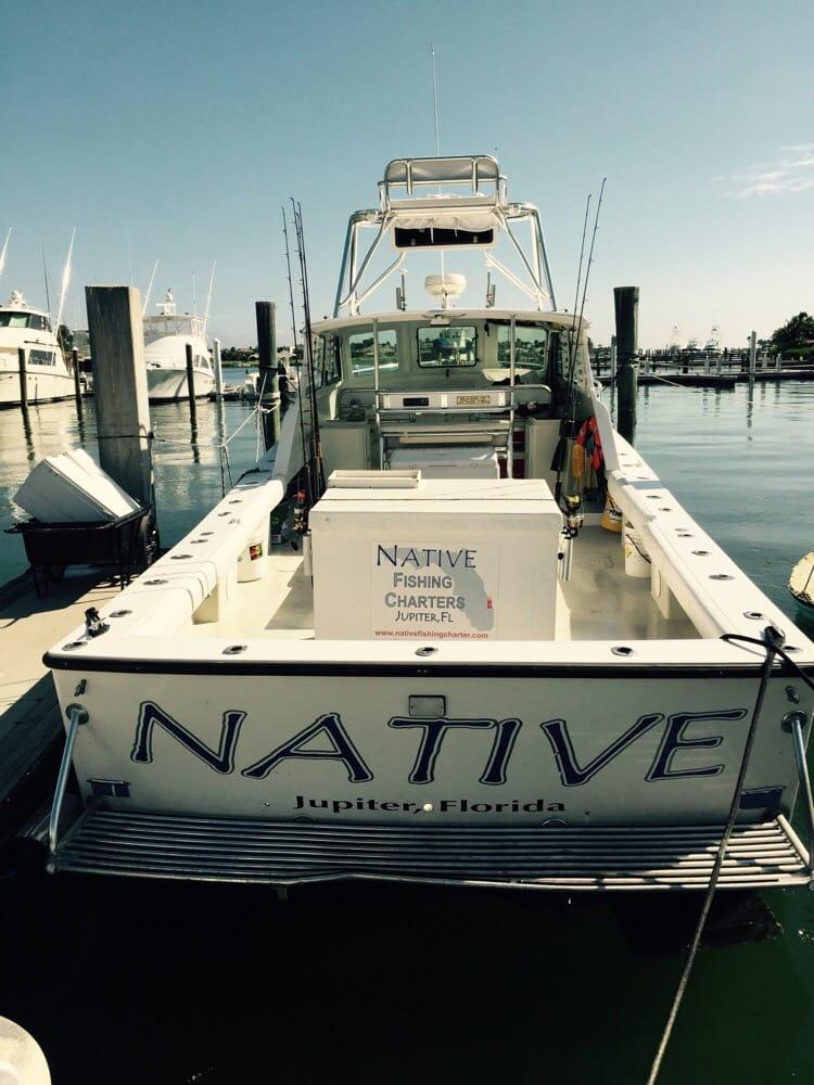 Native fishing charters fishing jupiter fl united for Fishing charters jupiter fl