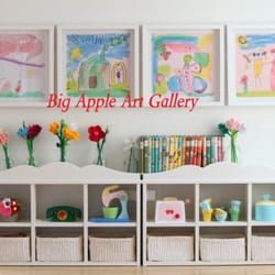 photo of big apple art gallery custom framing new york ny