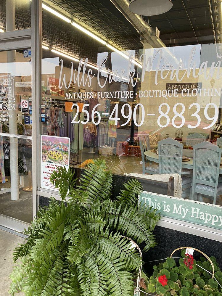 Willus Creek Merchants: 413 4th St NW, Attalla, AL
