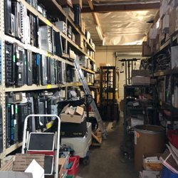 Amitron Electronic Surplus - Recycling Center - 9825A