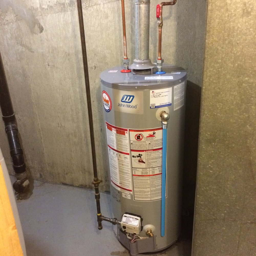 Water Tank Plumbing : The hot water tank company closed plumbing
