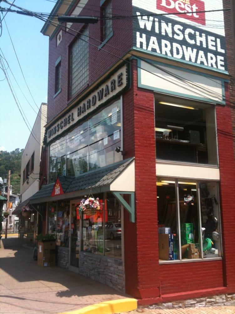 Winschel Hardware: 346 Butler St, Pittsburgh, PA
