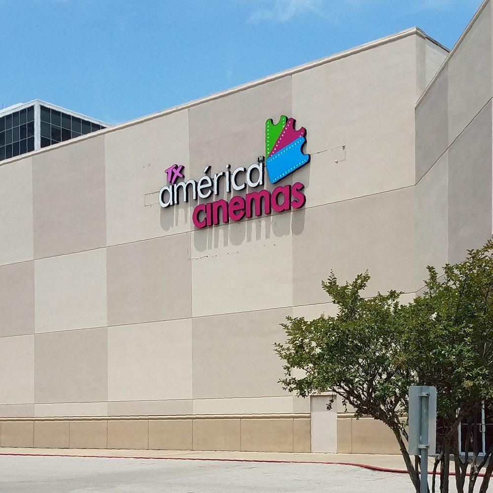 América Cinemas - Houston: 535 Sharpstown Ctr, Houston, TX