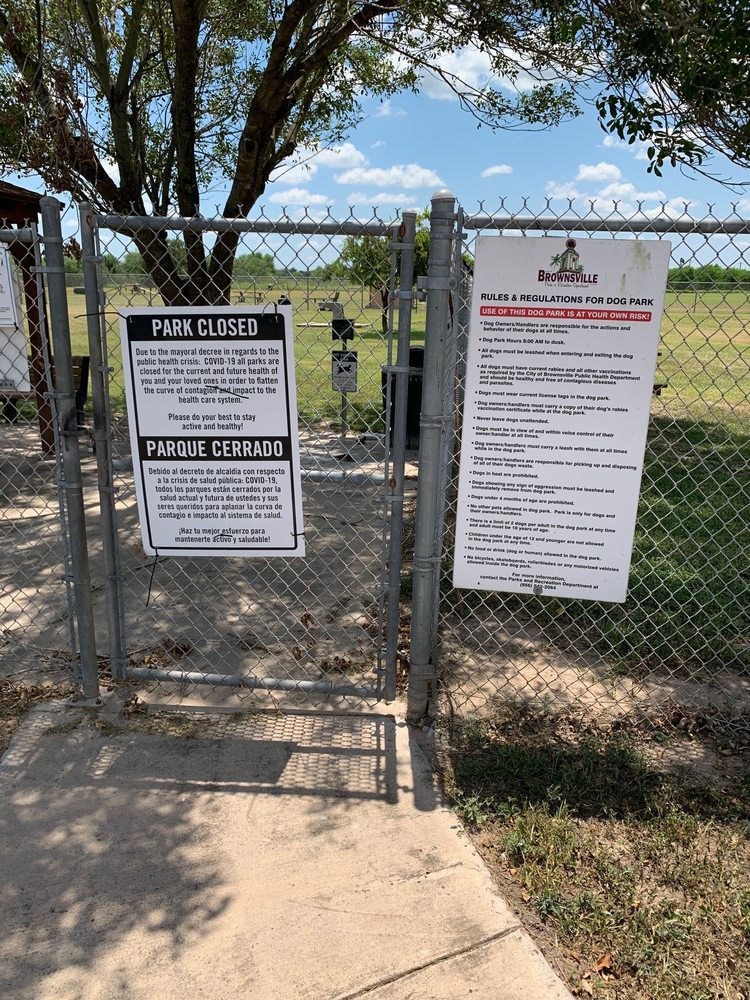 Stillman Dog Park: 416 Fm 511, Brownsville, TX