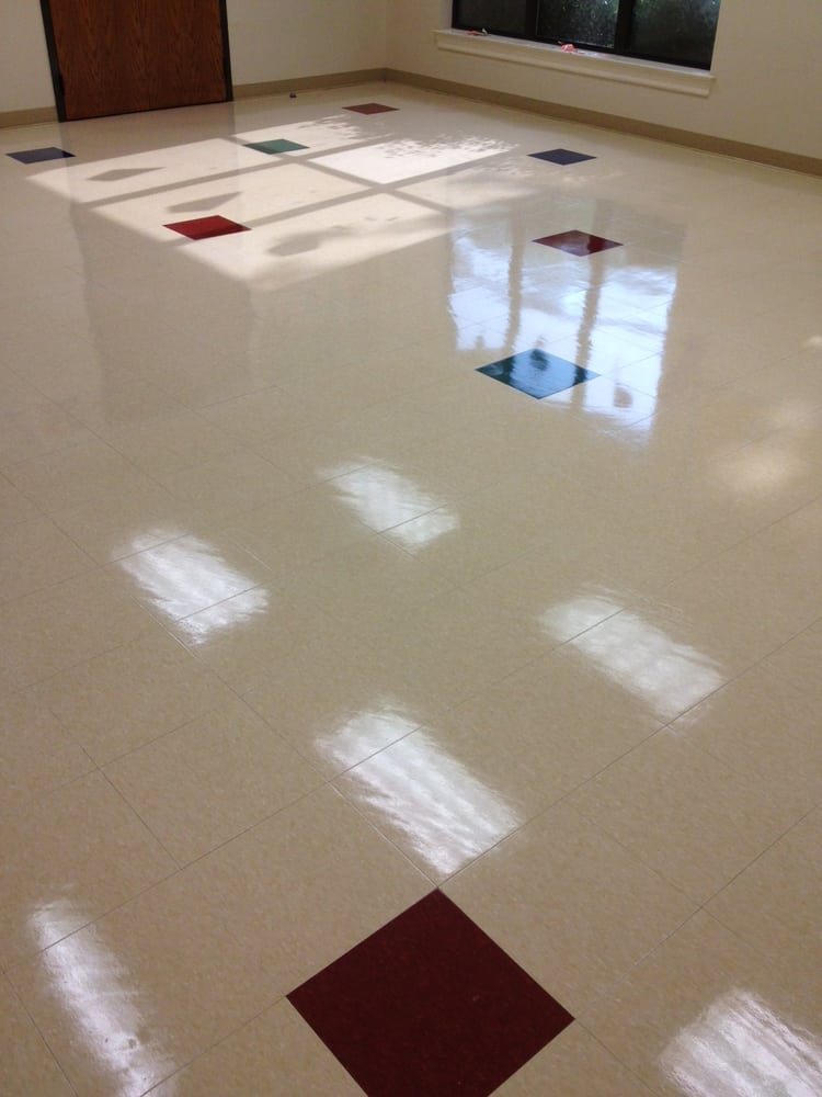 Need Your Floor Strip Wax Over 30 Yrs Of Experience Vct Tile