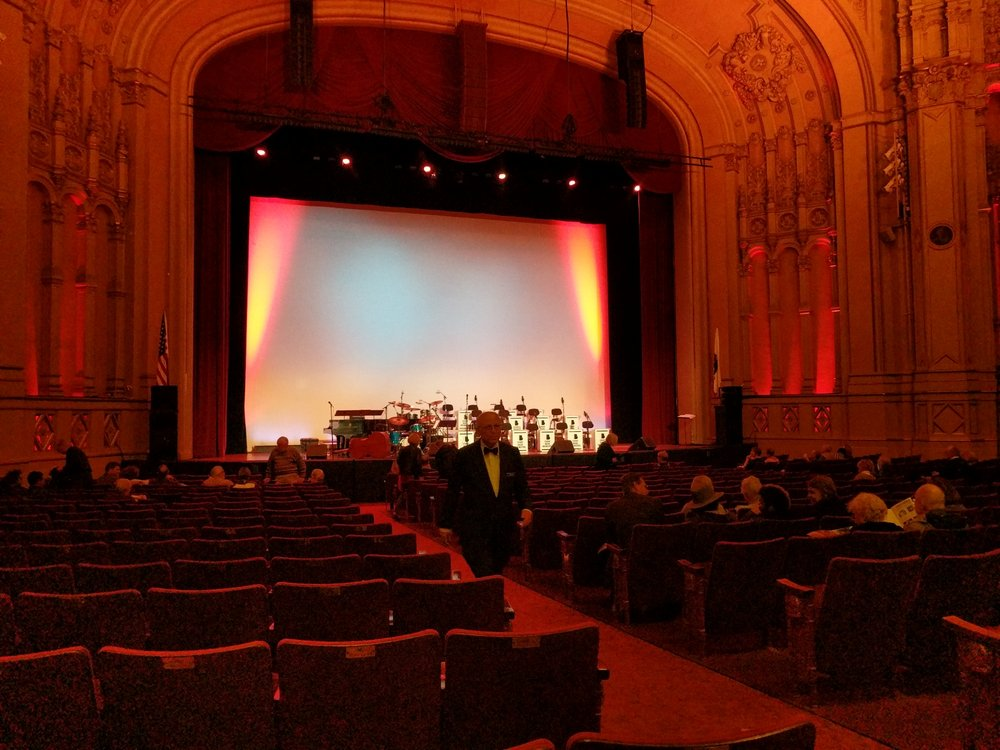 Photo Of Copley Symphony Hall San Go Ca United States View From