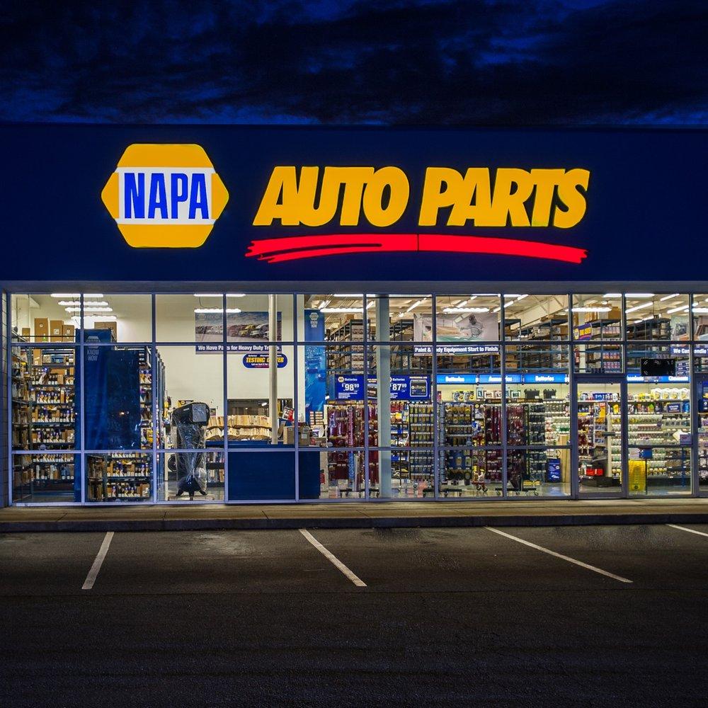 NAPA Auto Parts - Macagah Automotive