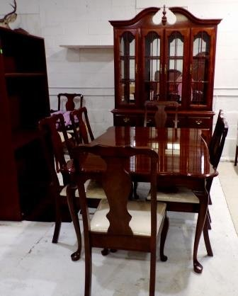 pennsylvania house cherry dining room furniture | Solid Cherry Dining room set-made by Pennsylvania House in ...