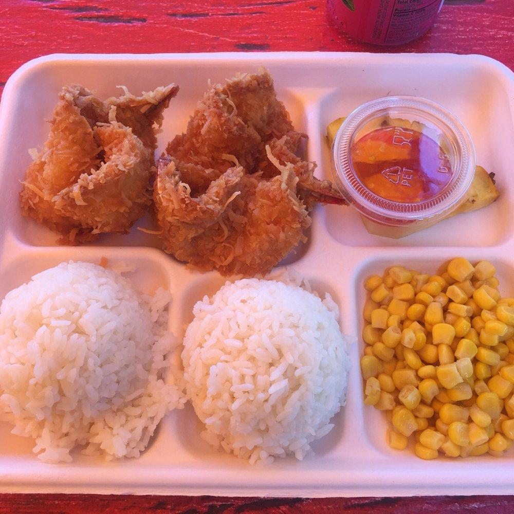 Kahuku Shrimp & Thai Food: 56-931 Kamehameha Hwy, Kahuku, HI