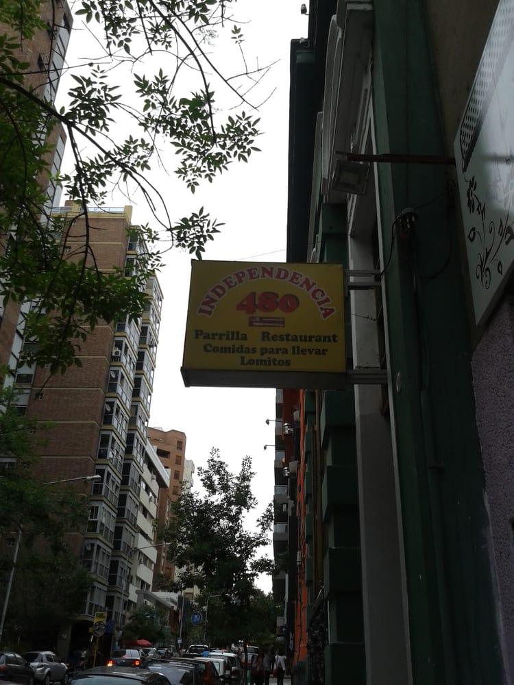 Independencia 480: Independencia 480, Córdoba, X