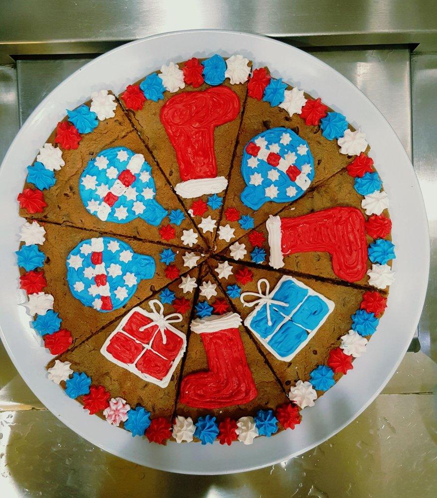 Christmas Cookie Cake Yelp
