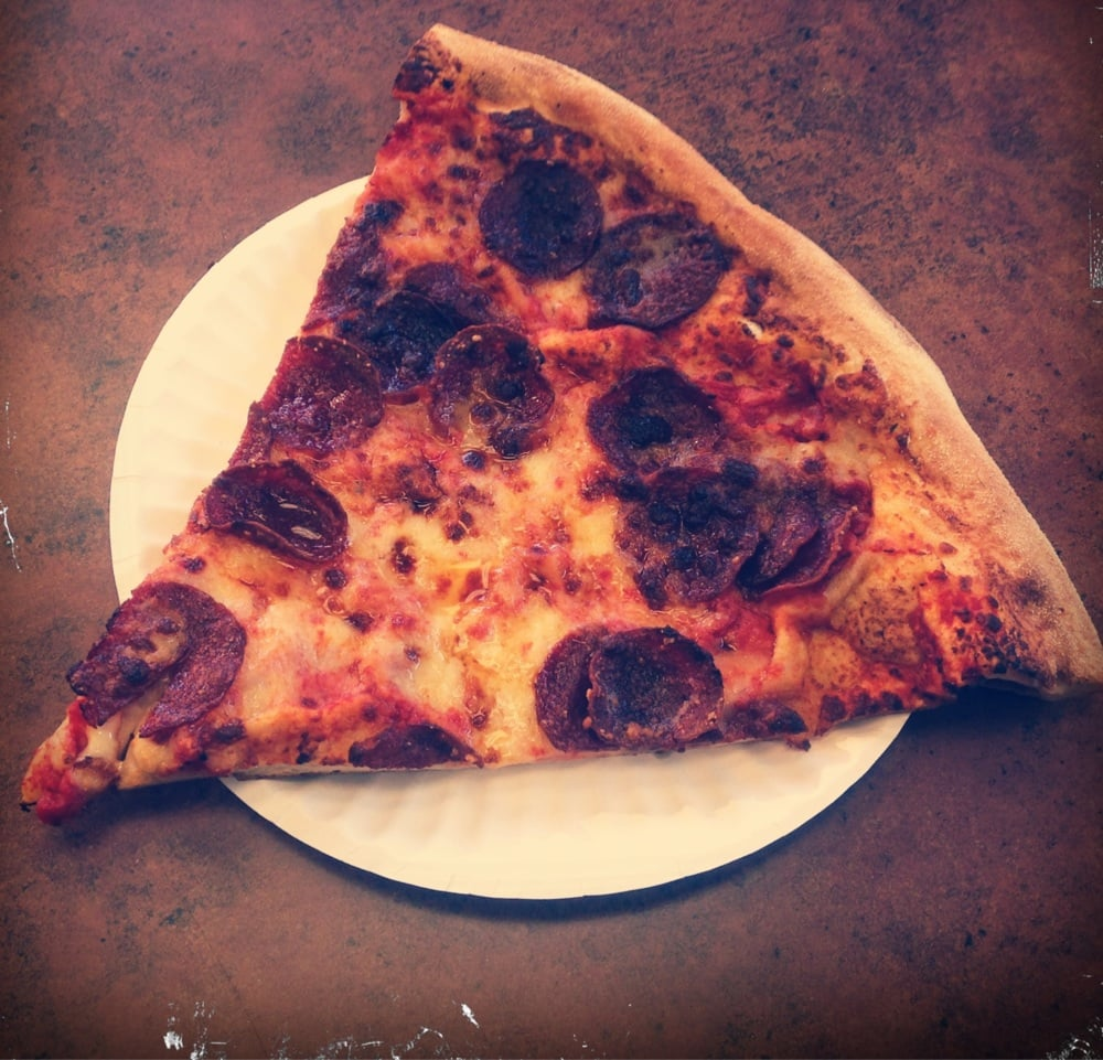 Pepperoni Slice Yelp