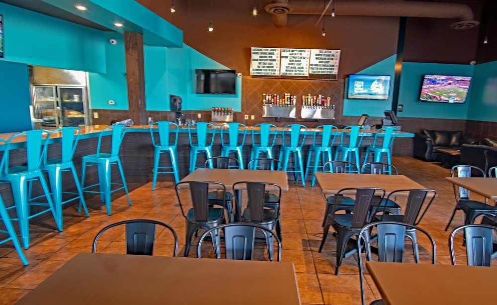 Turquoise Desert Taproom: 4405 Jager Way, Rio Rancho, NM