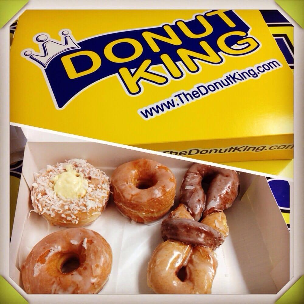 donut king 242 photos u0026 230 reviews donuts 208 s hwy 27