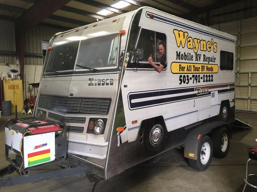 Amazing Waynes Mobile Rv Repair 46 Reviews Rv Repair 17108 Se Home Interior And Landscaping Eliaenasavecom